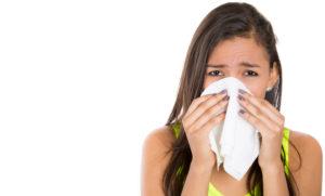springtime allergy symptoms pest control