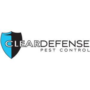 ClearDefense Pest Control Logo
